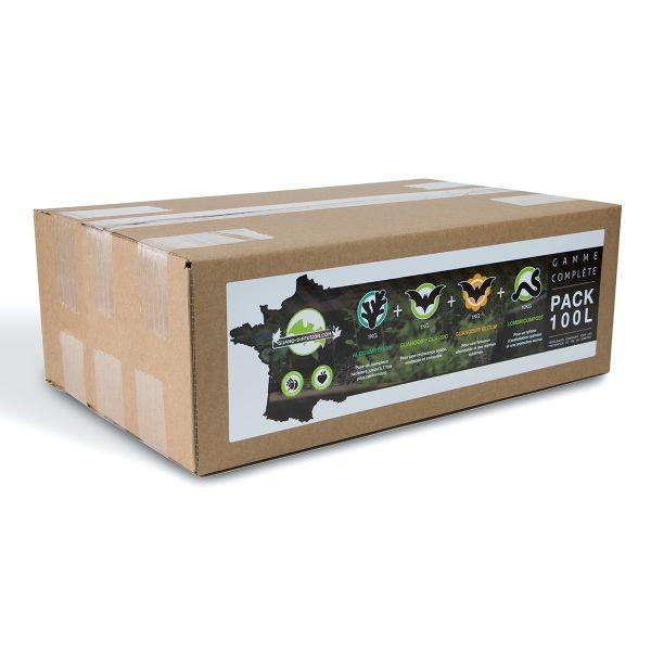 Pack engrais Giga - pour 1000L - GUANO DIFFUSION