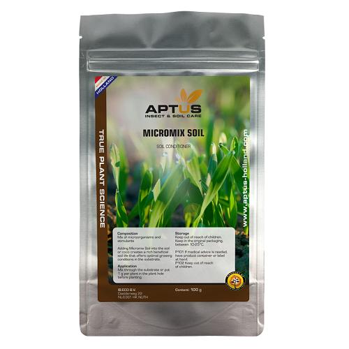 APTUS MICROMIX SOIL 100G - amendement de substrats de culture