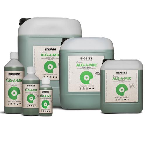 BIOBIZZ ALG A MIC - stimulant de croissance liquide et bilogique à bases d'algues