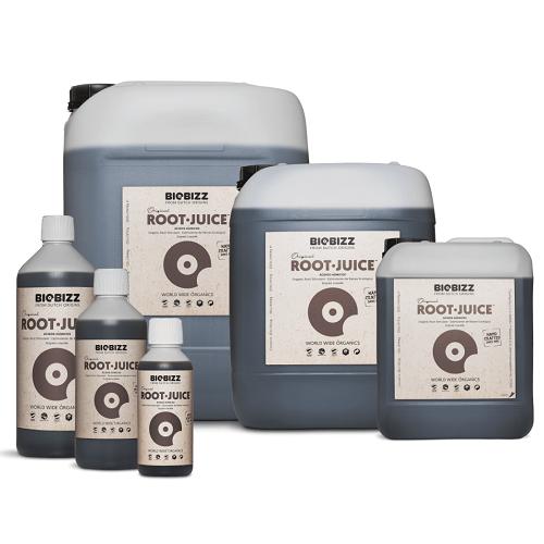 BIOBIZZ ROOT JUICE - stimulateur liquide de développement racinaire compatible agriculture biologique