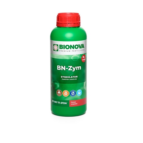 BIONOVA BN ZYM 1L - booster de substrat - catalyseur naturel