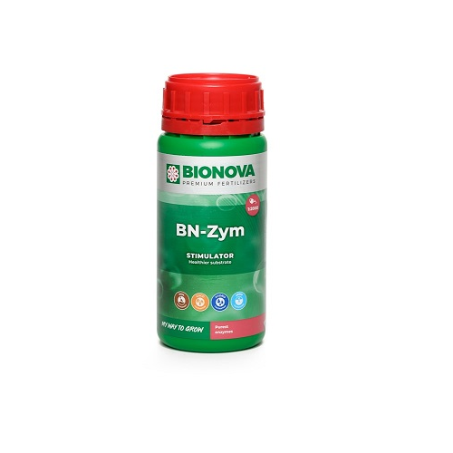 BIONOVA BN ZYM 250ML - booster de substrat à base d'enzymes