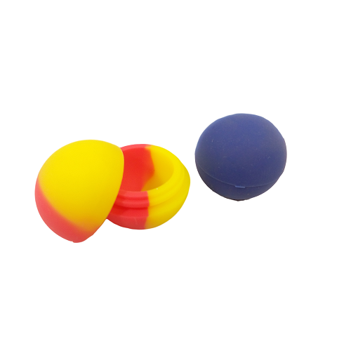 BOITE SILICONE BALL - silicone de qualité alimentaire normes CE - conservation
