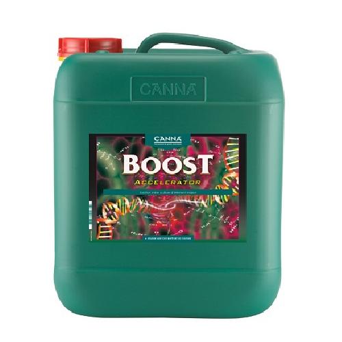 CANNA BOOST 10L - booster floraison tous substrats - plantes à cycle court