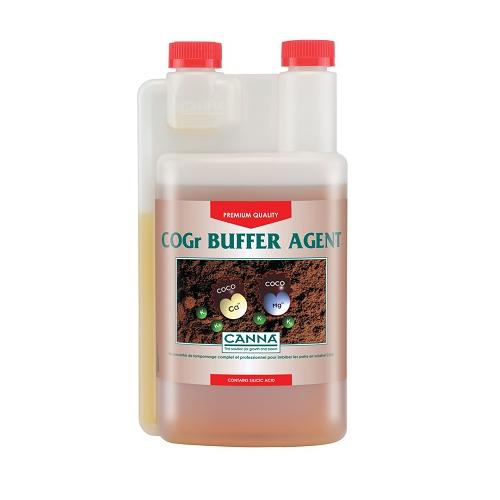 CANNA COCO GR BUFFER AGENT 1L - solution de tamponnage des pains de coco