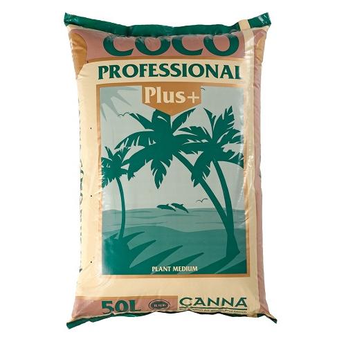 CANNA COCO PROFESSIONAL PLUS 50L - substrat 100% flocons de coco