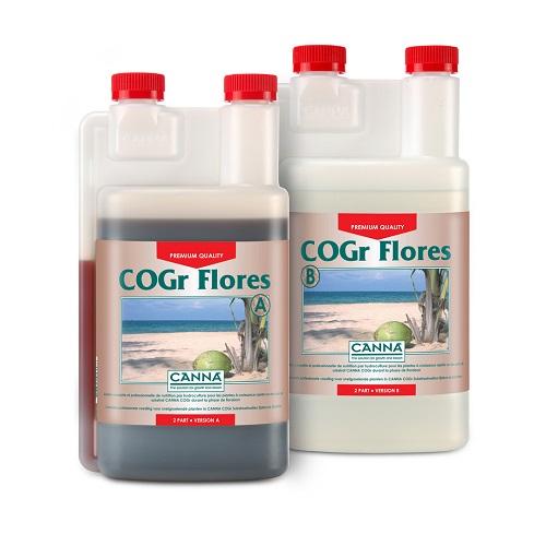COGr Flores A+B 2x1L - floraison - CANNA