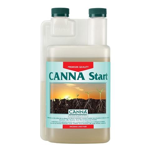 CANNA START 1L - engrais liquide 1 part pour semis et boutures