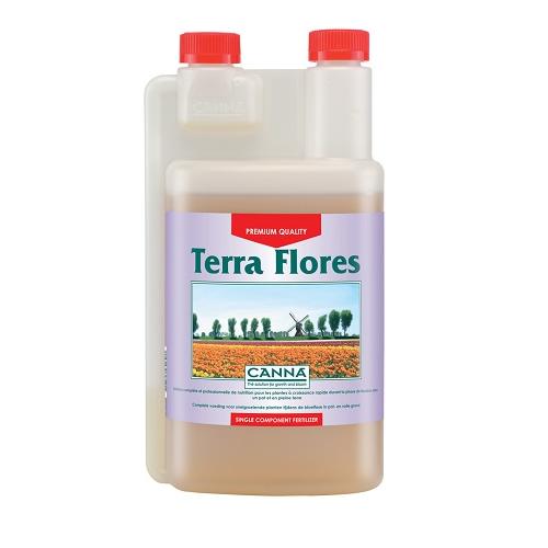 CANNA TERRA FLORES 1L - engrais de floraison pour cultures en terreau
