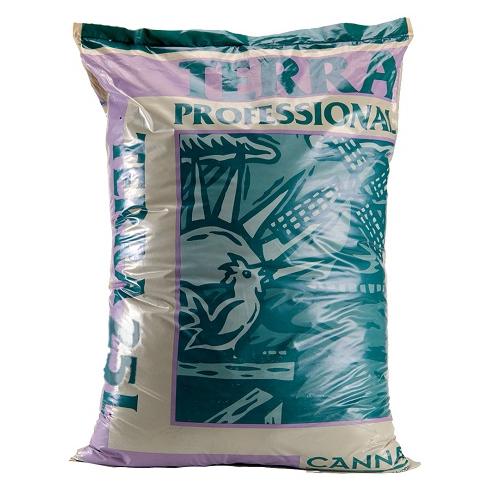 CANNA TERRA PROFESSIONAL 25L - terreau entrée de gamme