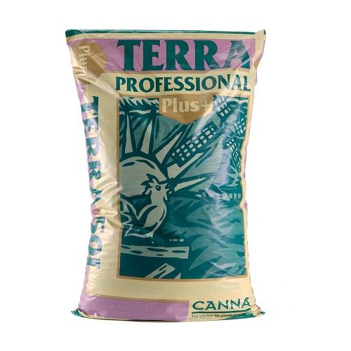 CANNA TERRA PROFESSIONAL PLUS 50L - substrat pour la culture en terre