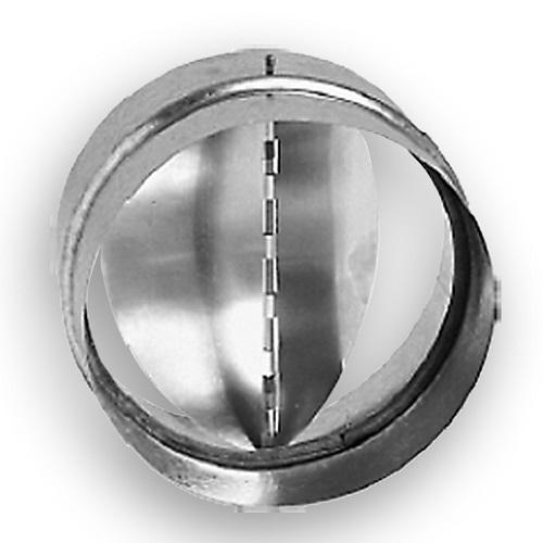 Clapet Anti-Retour 125mm - Vents