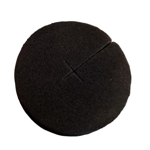Disque néoprène noir 5.1cm - Neptune Hydroponics