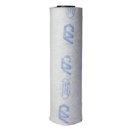 Filtre à charbon Can-Lite™ 425m³/h - corps plastique - sans flange