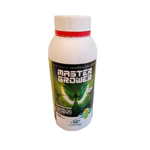 Vegetative Grow 500ml - Master Grower HYDROPASSION
