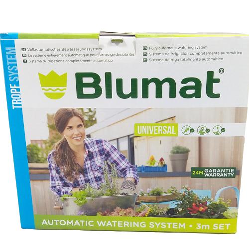 Kit Blumat arrosage automatique 12 plantes - Tropf Blumat