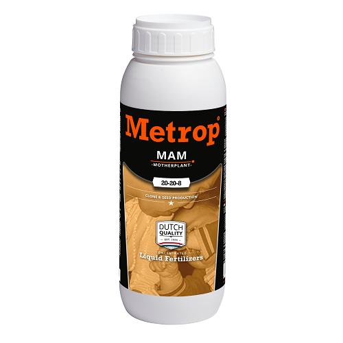 MAM 250ML ET 1L METROP