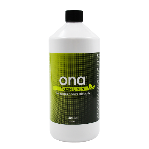 ONA Liquid Fresh Linen - bouteille1 litre