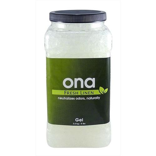 ONA Gel Fresh Linen - 4 litres - en boîte