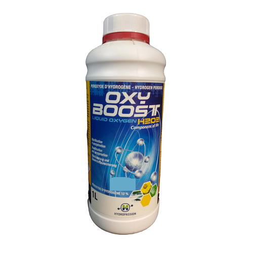 OXYBOOST LIQUID H2O2 HYDROPASSION