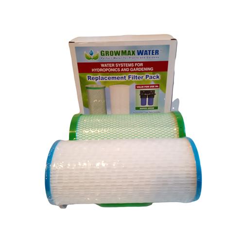 Filtres de rechange pour Pro GrowMax Water