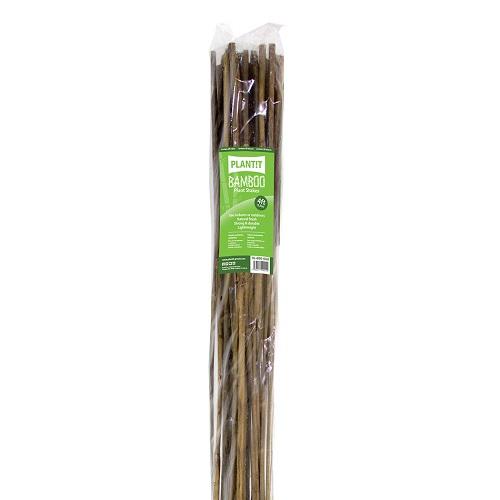 Tuteurs Bambou 120 cm - Pack de 25