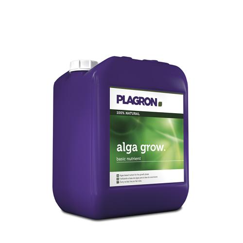PLAGRON ALGA GROW 5L - engrais minéral biologique de croissance