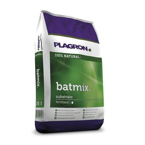 Batmix -substrat organique à base de guano de chauve souris - Plagron -