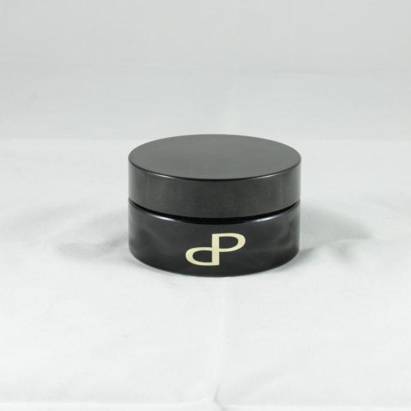 Pot cosmétique large PURPLE POT® 100ml - verre biophotonique
