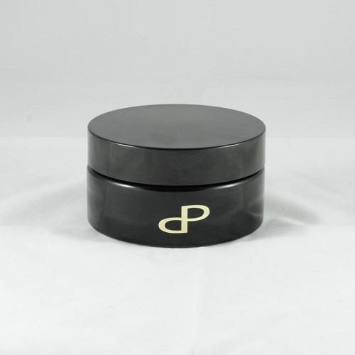 Pot cosmétique large PURPLE POT® 200ml - verre biophotonique
