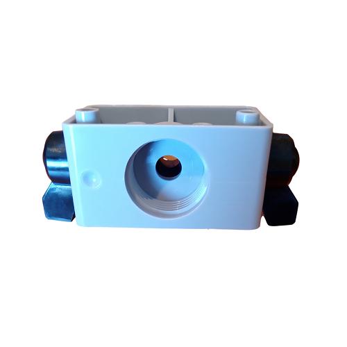 Module d'arrosage Siroflex vu de devant