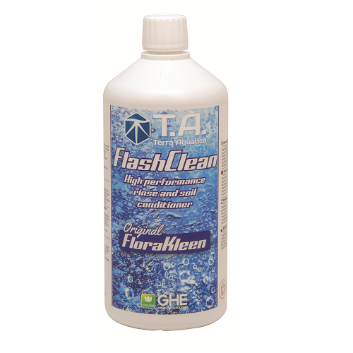 TERRA AQUATICA FLASH CLEAN 1L