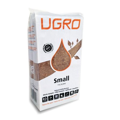 UGRO BRIQUE COCO SMALL 11L - substrat pour culture