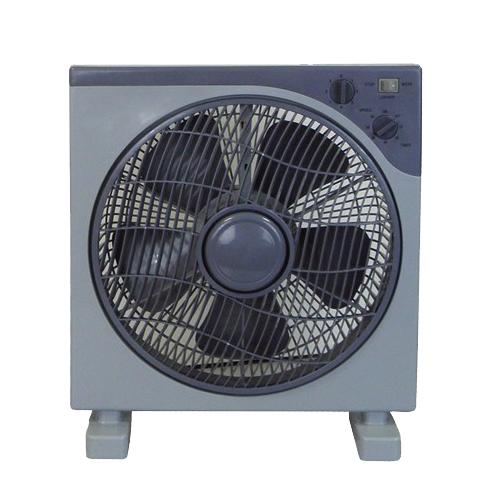 Ventilateur plat carré 50W - Cornwall Electronics