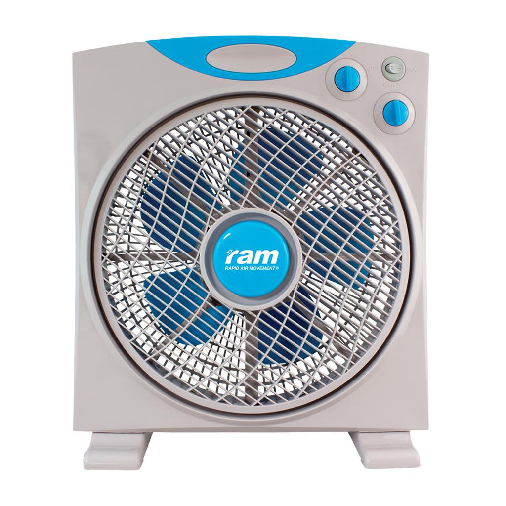 eco fan ram vue de face