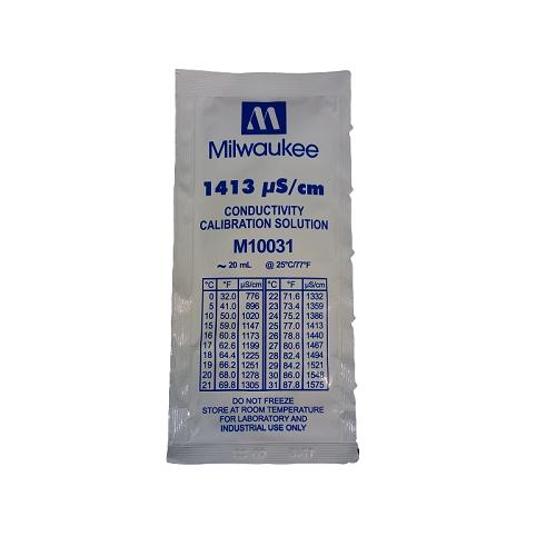 Buffer EC Milwaukee 1.413 mS/cm - sachet 20ml