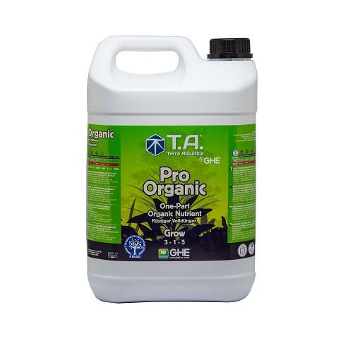 TA PRO ORGANIC GROW 5L - engrais liquide de croissance utilisable en agriculture biologique