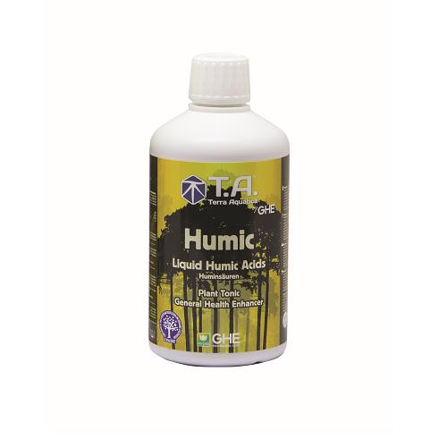 TERRA AQUATICA HUMIC 500ML - bio stimulateur liquide utilisable en agriculture biologique