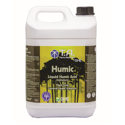 TERRA AQUATICA HUMIC 5L - bio stimulateur utilisable en agriculture biologique