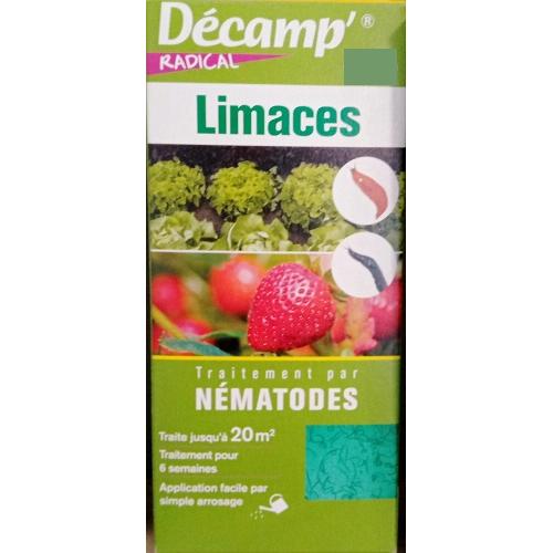 Traitement anti-limaces - Décamp Radical