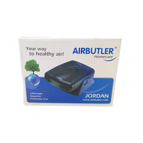 Ioniseur d'air pour voiture - Jordan 2W - Airbutler