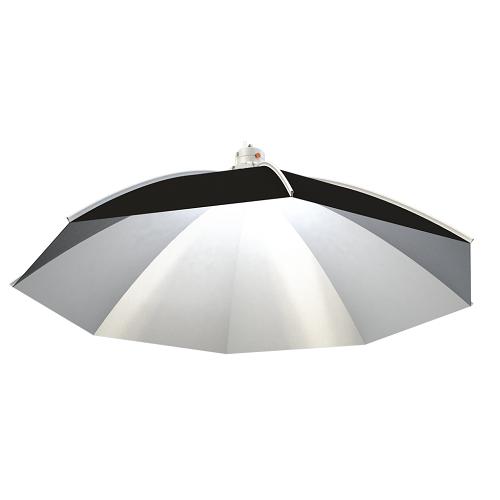 REFLECTEUR OUVERT DAISY DIAM 100CM SECRET JARDIN - réflecteur parapluie