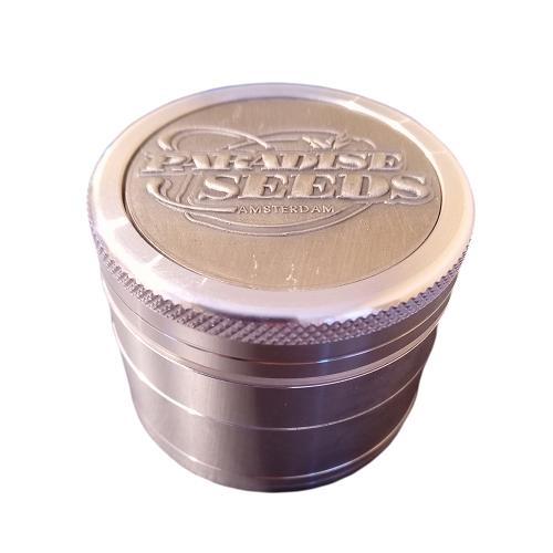 Grinder métal 50mm 4 parties - gris