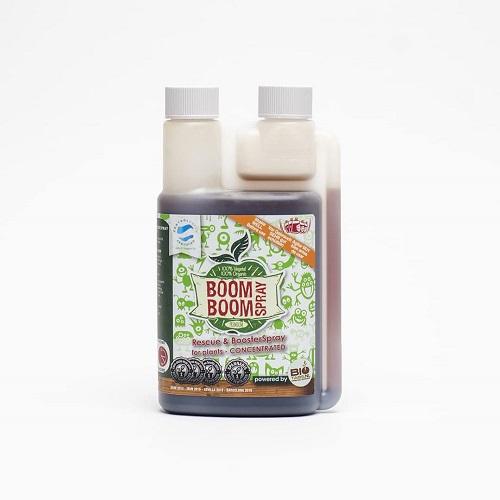 BIOTABS BOOM BOOM SPRAY - spray foliaire anti stress et booster de croissance