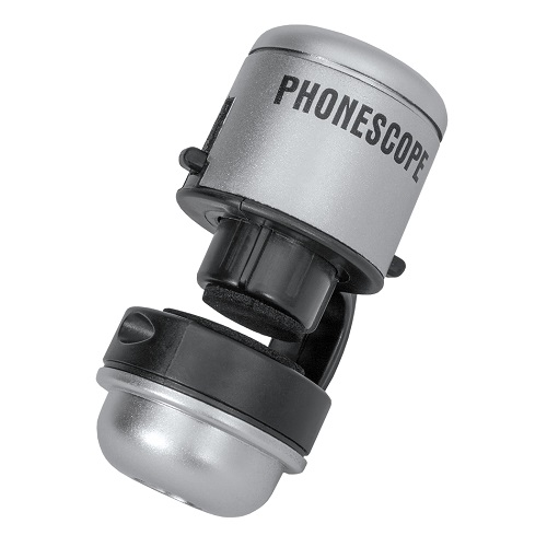 PHONESCOPE MICROSCOPE LOUPE CONNECTE