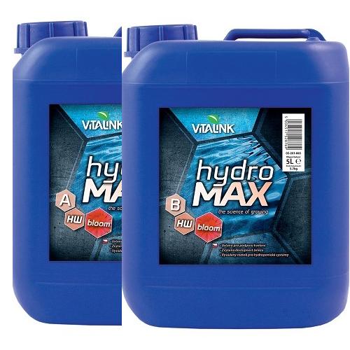 HYDRO MAX A+B HW 5L VITALINK