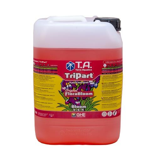 TERRA AQUATICA TRIPART BLOOM 10L - engrais liquide de floraison tous substrats