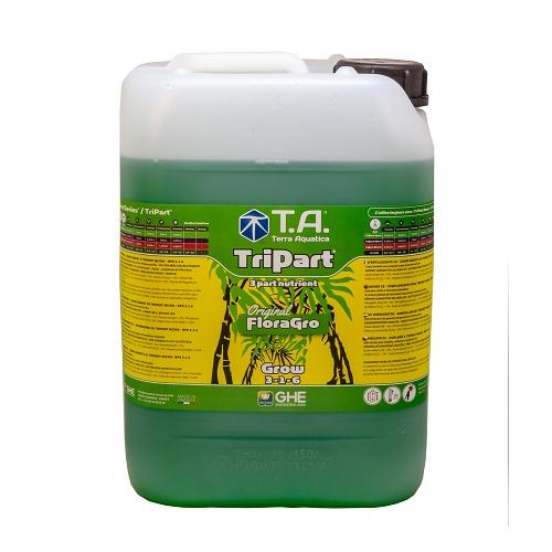 TERRA AQUATICA TRIPART GROW 10L - engrais liquide de croissance