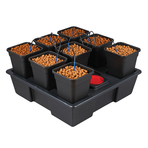 ATAMI WILMA 8 POTS XL CARRE AW208 NUTRICULTURE