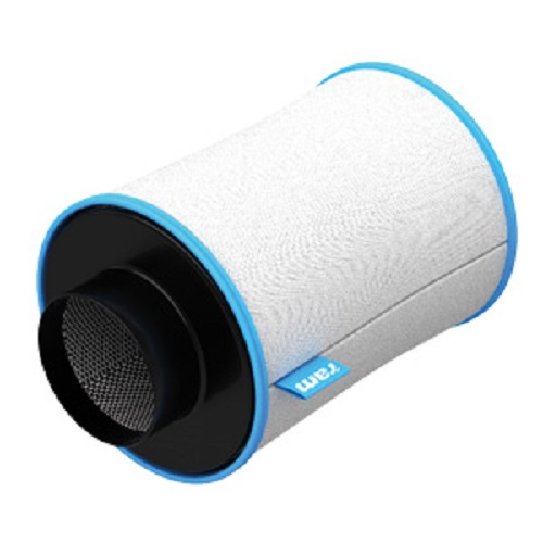 Filtre à charbon Pro-Filter 170 m3/h - Ø100mm - RAM